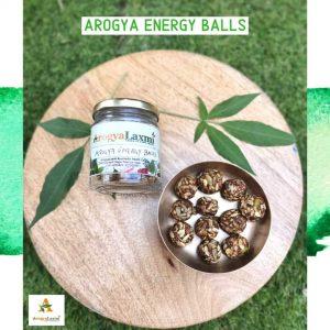 Arogya Energy Balls